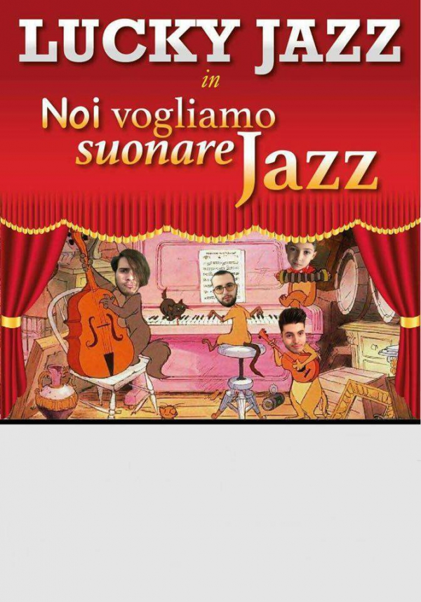 """Lucky Jazz"" in concerto al ""Bar dell'Angolo"""