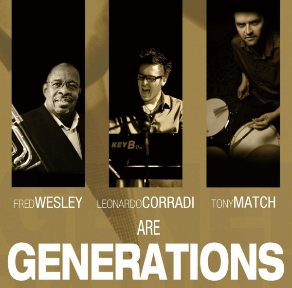 "Fred Wesley ""Generations"" live al ""The Empty Space"" di Molfetta"